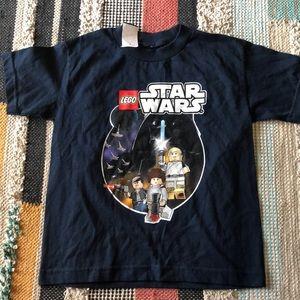 Star Wars kids t shirt